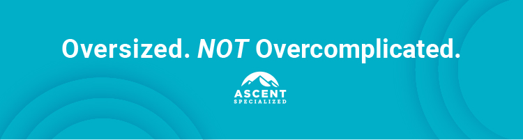 Ascent Specialized Tagline