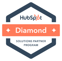 HubSpot Diamond Badge