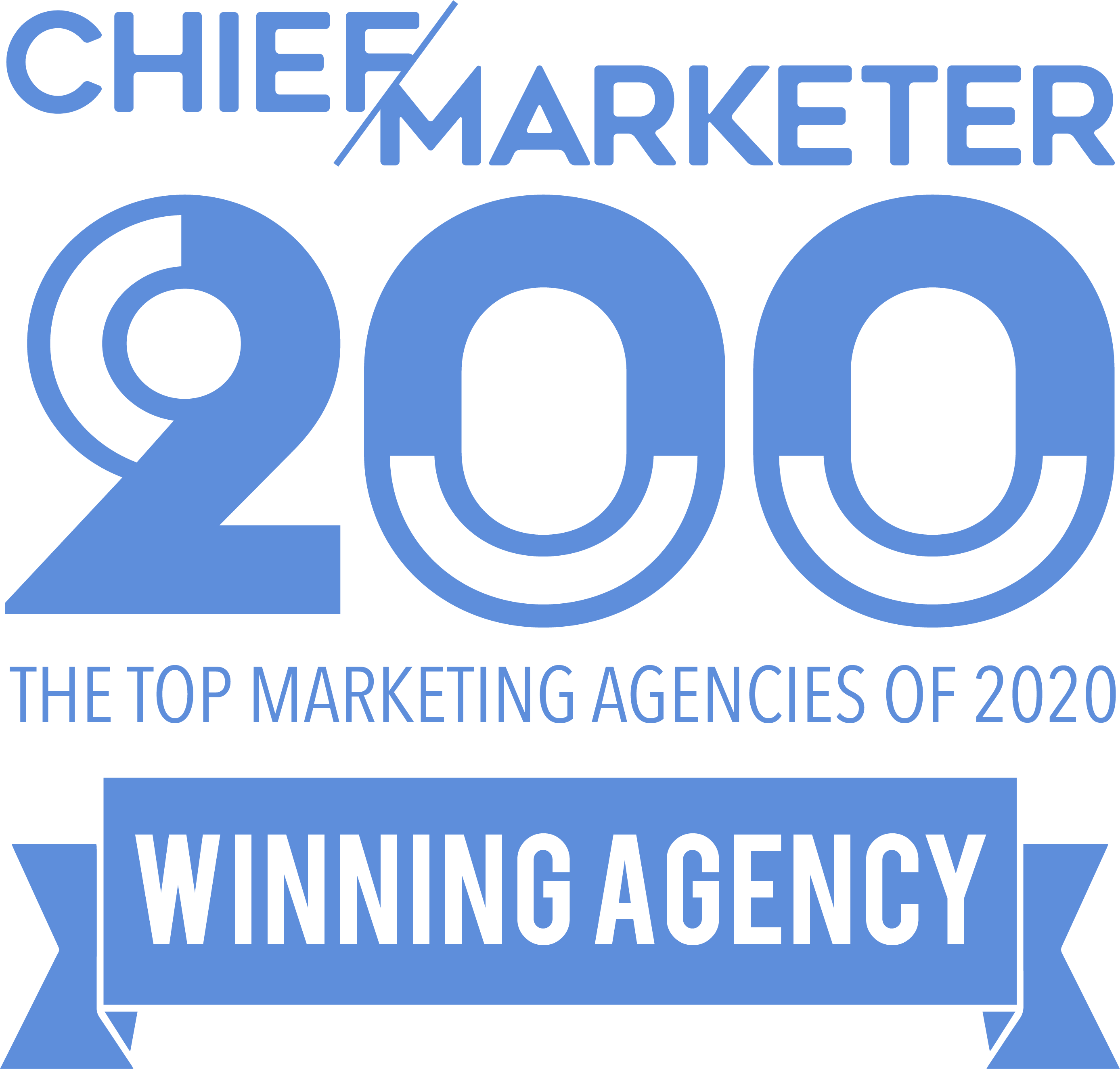 Chief Marketer Recognizes Vye as a Top Agency