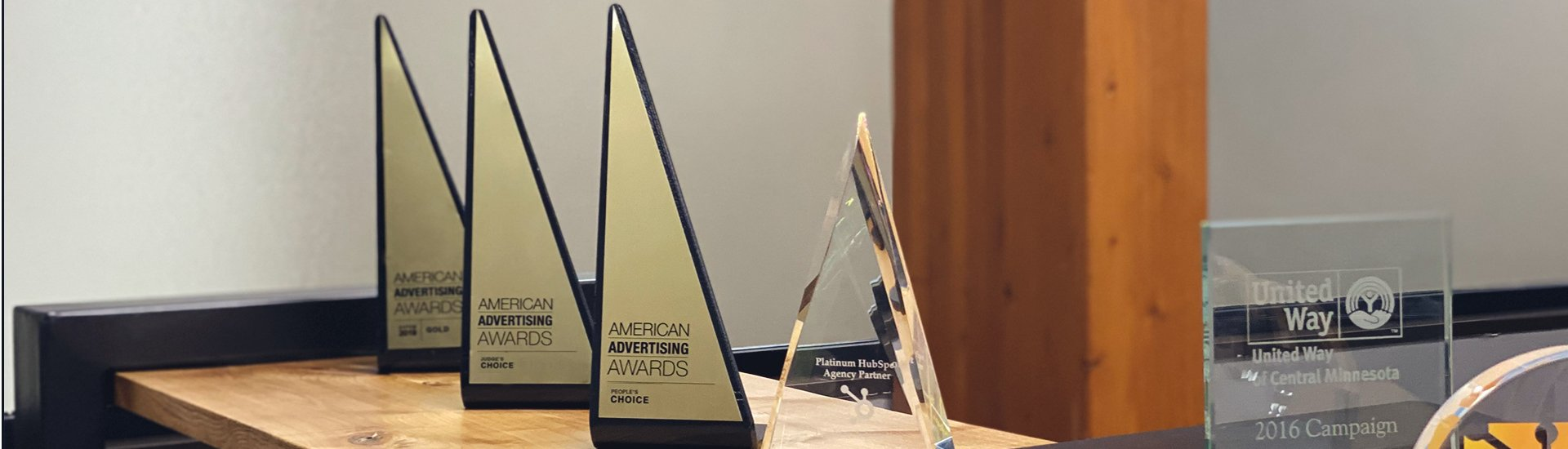 Vye Wins Judge's Choice, 3 Gold, and 7 Silver Awards in the 2021 American Advertising Awards