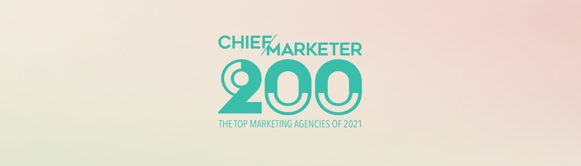 Chief Marketer Names Vye a Top Agency in 2021