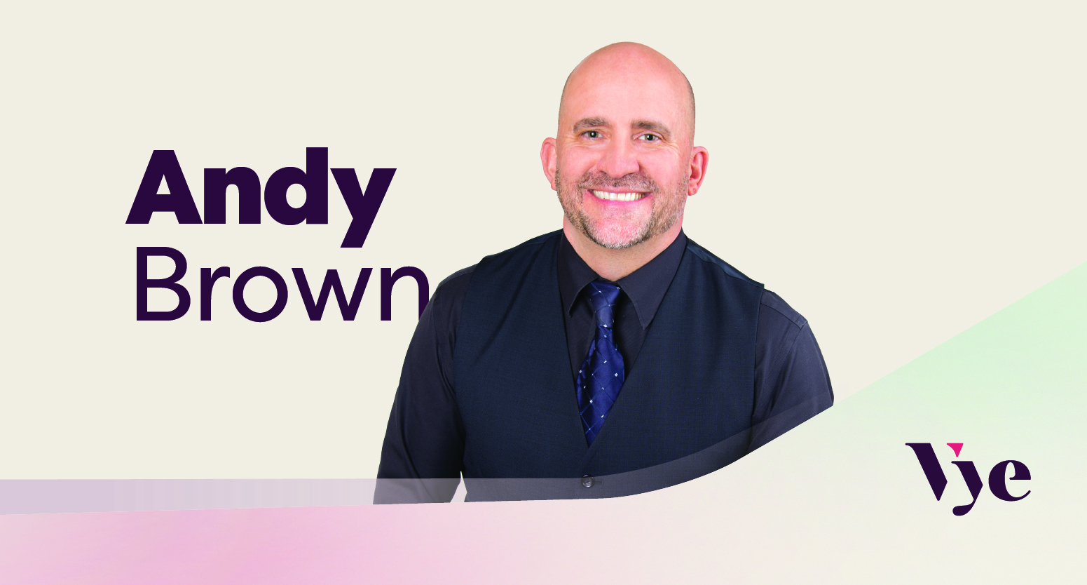 Meet Andy Brown