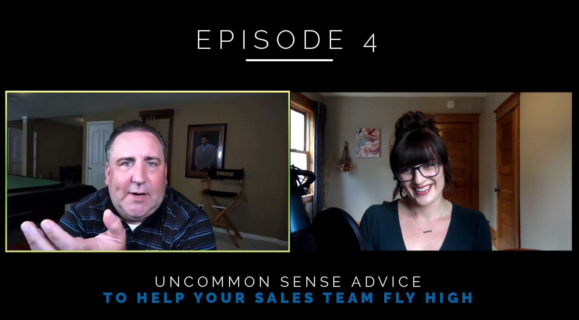 Uncommon Sense Advice to Help Your Sales Team Fly High