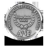 AAF 2020 Silver Medal Award