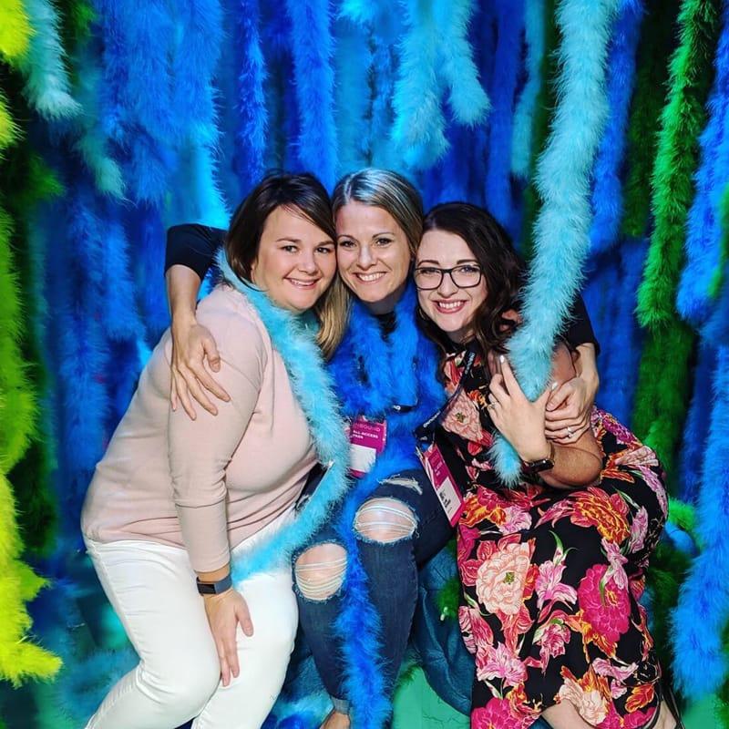 Emily, Jen & Clare
