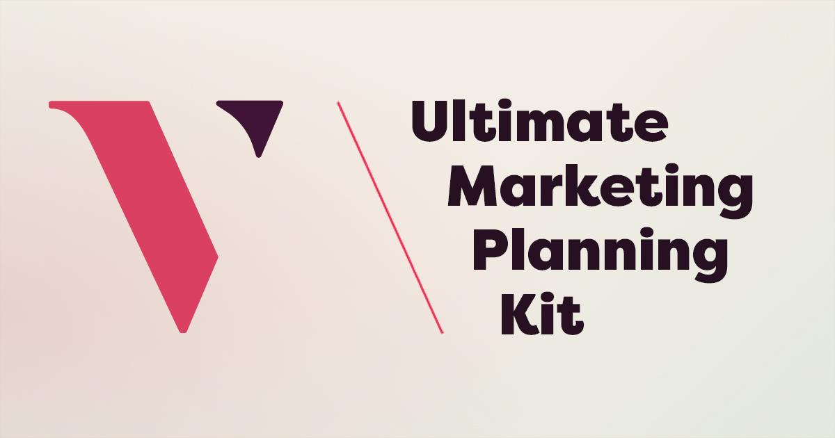 Ultimate Marketing Planning Kit
